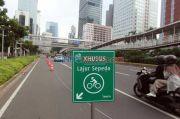 Pengganti Car Free Day, Sudiman-Thamrin Terbuka untuk Pesepeda