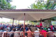 PDIP Kalbar Gelar Pertemuan dengan 75 Kelompok Tani
