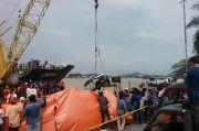 Mobil Tercebur ke Sungai Mahakam Bisa Dievakuasi, Korban Tak Ditemukan