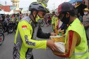 Dimutasi ke Polda Kaltim, Komunitas Sepeda Gowes Lepas Kapolres Kobar