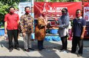 Ada Kampung Tanggap Kebakaran di Kota Surabaya