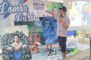 Lewat Pameran Lukisan, Ibas Ajak Seniman dan Pelajar Pacitan Kreatif