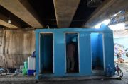 Kisah Pilu Kehidupan Warga Bedeng di Bawah Jembatan Arteri Semarang