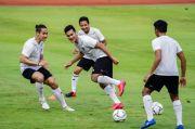 Bek Persija Jakarta Senang Ikut Latihan Bersama Timnas Indonesia
