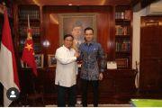 Dijodohkan dengan Prabowo, Ossy Dermawan: AHY Belum Bicara 2024