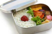 Membuat Bekal Makan Siang Sehat