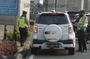3 Jam Operasi, Belasan Kendaraan Terciduk Langgar Ganjil Genap
