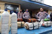 Dua Pelaku Pemilik Puluhan Bom Dibekuk Polisi
