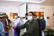 CSP Serahkan Ribuan Paket Respons Covid-19 ke Petani Kakao di Sulsel