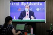 AS Mengaku akan Bagikan Vaksin Covid-19 pada Dunia