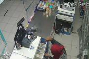 Pembobol Minimarket Terekam CCTV, Diringkus Polisi