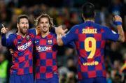 Barcelona Tidak Akan Turunkan Trio Maut Kontra Bayern. Siapa Tersingkir?