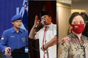 Terlalu Dini Jodohkan Prabowo dengan AHY atau Puan