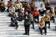 Perbaiki Kinerja Kabinet, Relawan Jokowi Dorong Reshuffle