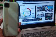 Modal Helio P35 dan RAM 3 GB, realme C12 Unjuk Gigi di GeekBench