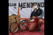 Bertanda Tangan JK dan Sandi, Sepeda Brompton Milik Ketua PMI Dilelang