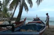 Cuaca Ektrim, Sejumlah Nelayan di Aceh Selatan Tak Berani Melaut