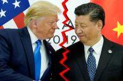 Gara-gara Covid-19, Hubungan Baik Trump-Xi Jinping Rusak