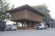 Perpustakaan Bersisik di Semarang Juara Terbaik Dunia