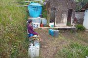 Kemarau, 15 Desa di Lereng Gunung Slamet Krisis Air Bersih