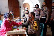 HUT ke-72 Polwan, Polres Semarang Gelar Donor Darah