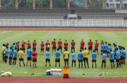 Bersih-bersih Tae-yong Tegaskan Tak Ada Anak Emas di Timnas U-19