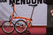 Laku Rp200 Juta, Ini Pemenang Lelang Sepeda Brompton Ketua PMI Jakarta