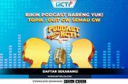 RCTI+ Hadirkan Podcast Wadah Diskusi Topik Terkait Keresahan Pengguna