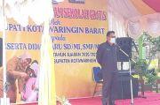 DPRD Kobar Berharap Pemberian Sepatu Gratis untuk Murid Baru Terealisasi