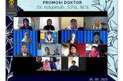 Teliti Politik Muslim di Indonesia, Istiqomah Raih Gelar Doktor