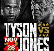 Ternyata Ini Penyebab Mike Tyson vs Roy Jones Diundur 28 November