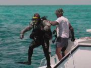 Mike Tyson Pria Paling Menakutkan di Muka Bumi Itu Ketakutan Bertemu Hiu Putih