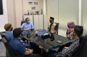 Tangani COVID-19, DPRD Sumut-Relawan Tugas Nasional Sepakat Libatkan Pemuda