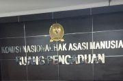 Komnas HAM Minta Pemerintah dan DPR Hentikan Pembahasan RUU Ciptaker