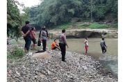 Arus Deras, Remaja Hilang Tenggelam di Sungai Cisadane Belum Ditemukan