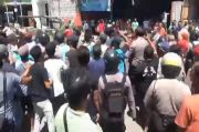 Demo Warga Gresik Tolak Terminal Bongkar Muat Batubara Ricuh