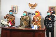 Penuhi Jaminan Sosial, Pelindo III Sabet Juara I Paritrana Award