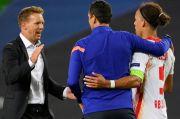 Singkirkan Atletico, Nagelsmann Ogah Bicarakan Peluang Leipzig Jadi Juara
