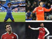 Para Pembelotdalam Sejarah Rivalitas Chelsea dan Arsenal