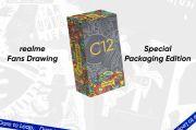 Realme C12 Bawa Standar Baru Entry-level dengan Pilihan Baterai 6.000mAh