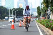 Pelanggaran Protokol Kesehatan Tinggi, 32 Kawasan Khusus Pesepeda di Ibu Kota Ditiadakan