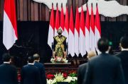 Laporan Nota Keuangan, Jokowi Pede Defisit APBN Tahun Depan Lebih Rendah