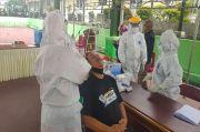 Puluhan Pejabat Pemkab Majalengka Jalani Test PCR