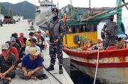 Tangkap Dua Kapal Pencuri, KRI Bungtomo Diintimidasi Coast Guard Vietnam