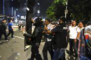 Polisi Dalami Kemungkinan Perusuh di DPR Orang Bayaran
