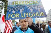 Warga Uighur Serukan Olimpiade Musim Dingin Beijing 2022 Dipindahkan