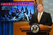 PBB TolakPerpanjang Embargo Senjata Iran, AS Kecewa Berat