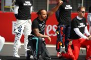 Berpeluang Samai Rekor Schumacher, Hamilton Lebih Peduli Kesetaraan