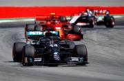 Lewis Hamilton Kuasai Sesi Kualifikasi di Barcelona, Ferrari Tertinggal
