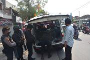 Polisi Bersenjata Lengkap Razia Kantong Kelompok Intoleran di Solo